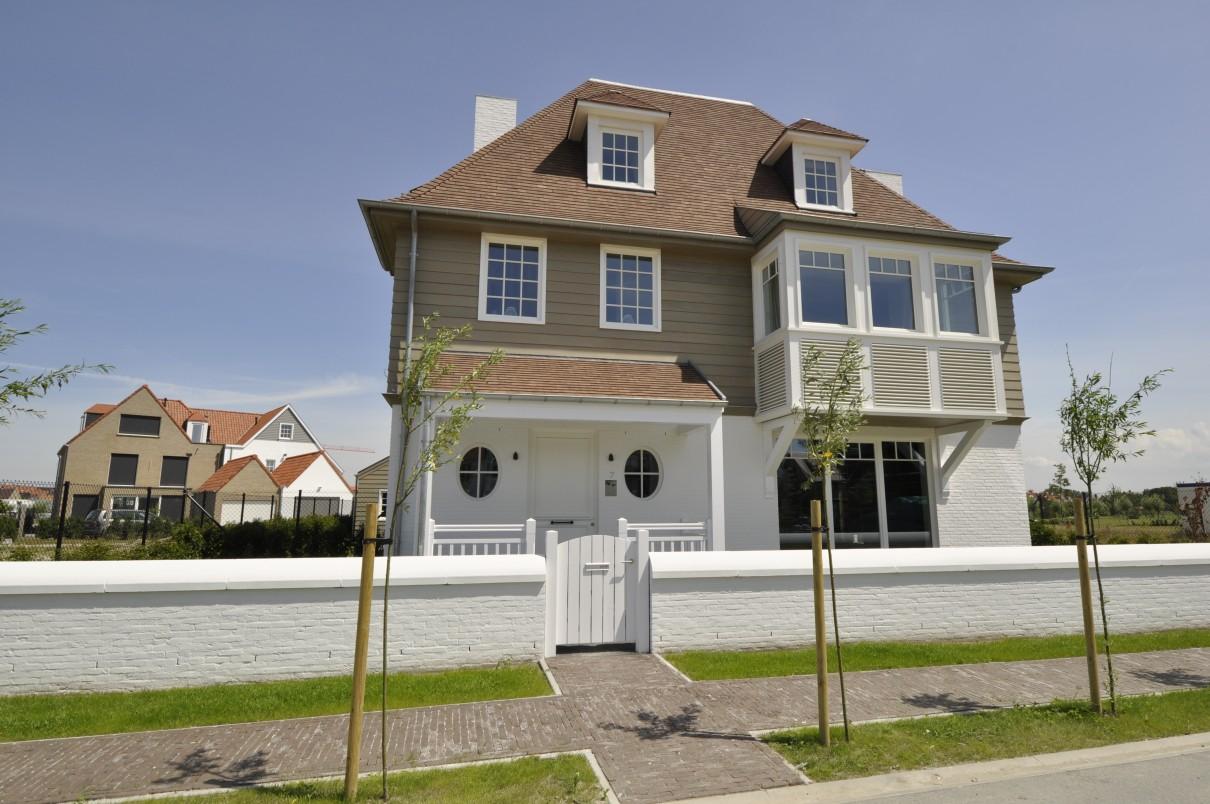 Villa Duinenwater – Knokke