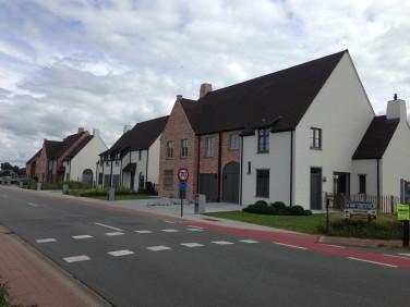 Verkaveling & villa Lange Water – Oostkamp
