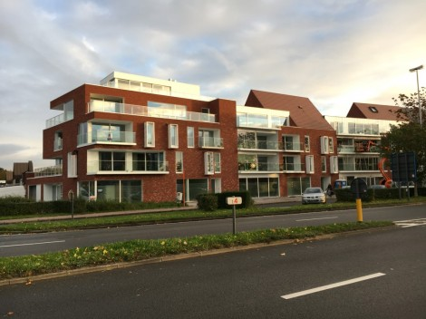 Residentie Louise I – Brugge