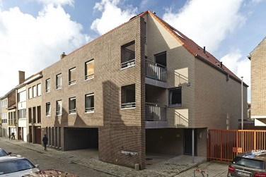 Residentie Rode Klaver – Brugge