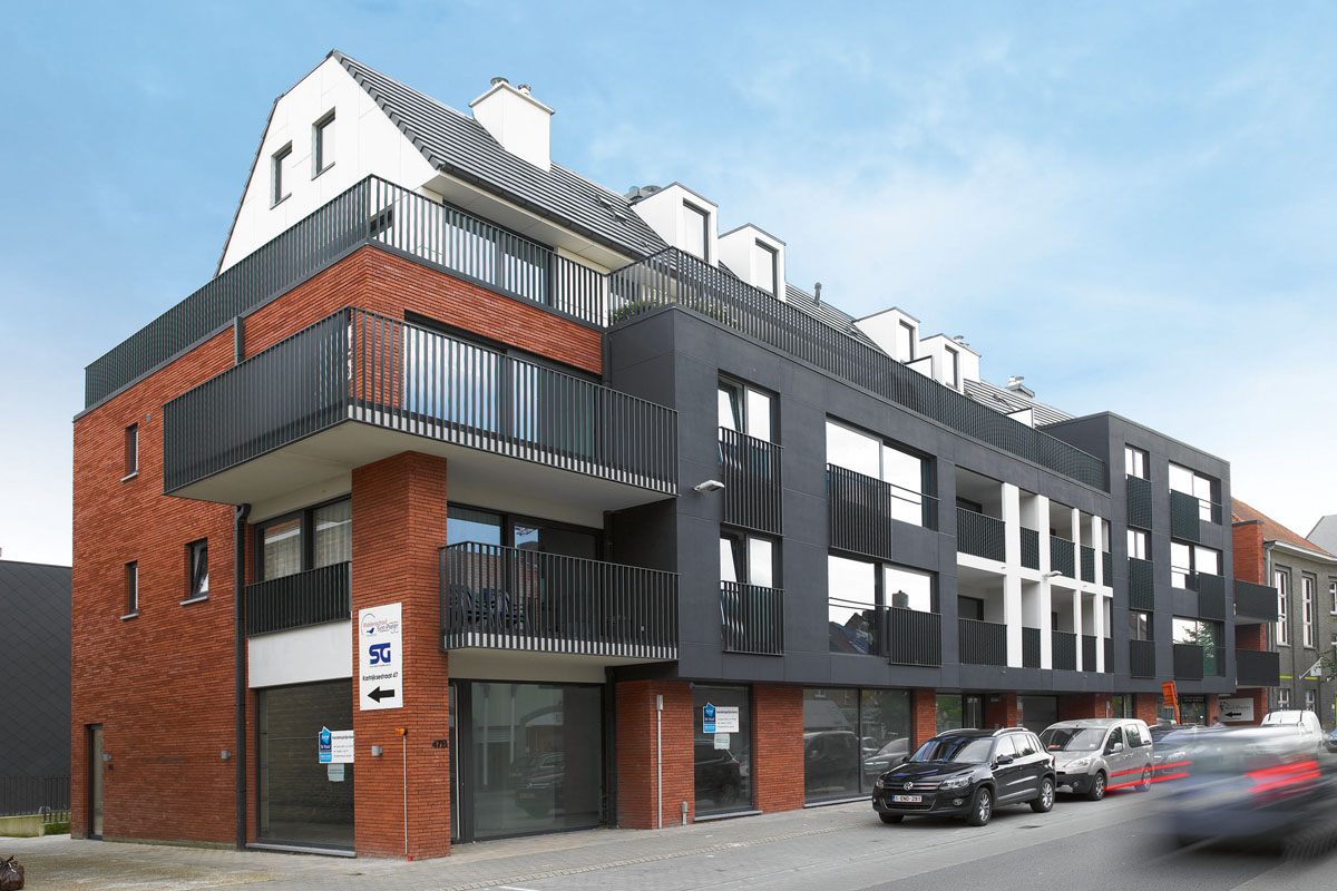 Autostaanplaatsen Oostkamp