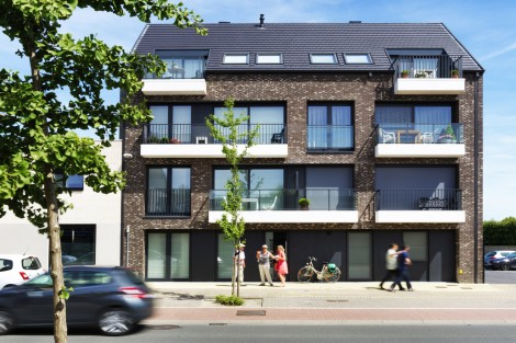Residentie Marie Julie – Oostkamp