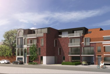 Residentie Louise II – Brugge