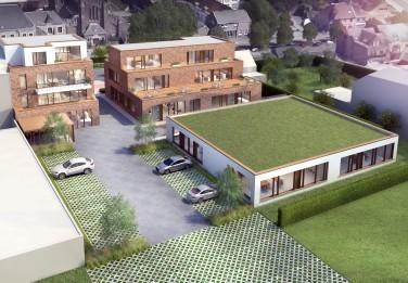 Residentie de Steenbrugse Promenade- Assebroek