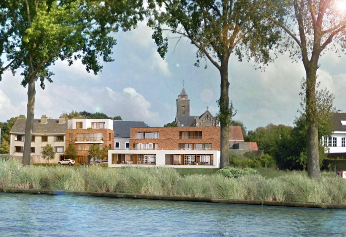 Residentie de Steenbrugse Promenade – Assebroek