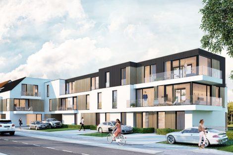 Residentie Ter Beke – laatste appartement – Waardamme