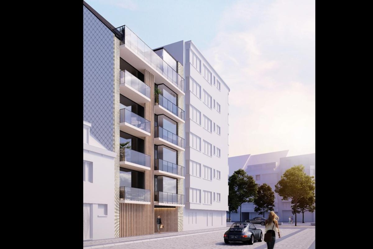 Residentie Jack V – Oostende