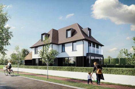 Eleven Pelican Garden – Knokke